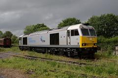 60066 swanwick 16.06.2019 (Dan-Piercy) Tags: dbcargo tug class60 60066 swanwick midlandrly centre diesel gala