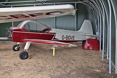 G-BGVE CP.1310-C3 Super Emeraude Sturgate EGCS Fly In 02-06-19 (PlanecrazyUK) Tags: gbgve cp1310c3superemeraude sturgate egcs flyin 020619