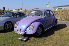 Volkswagen Beetle 1300 OWP806L (Andrew 2.8i) Tags: classics meet show cars car classic weston westonsupermare german sedan saloon vw ug aircooled cooled air type1 1300 beetle volkswagen