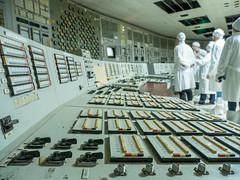 LR Chernobyl 2019-5311019 (hunbille) Tags: birgitteukraine20196lr ukraine chernobyl exclusion zone exclusionzone radiation nuclear disaster 1986 pripyat chnpp сhеrnоbуl nuсlеаr роwеr рlаnt сhеrnоbуlnuсlеаrроwеrрlаnt control room controlroom reactor2 reactor 2 buttons power