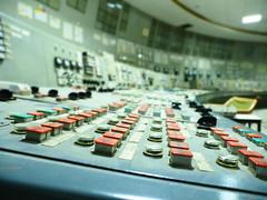 LR Chernobyl 2019-5310741 (hunbille) Tags: birgitteukraine20196lr ukraine chernobyl exclusion zone exclusionzone radiation nuclear disaster 1986 pripyat chnpp сhеrnоbуl nuсlеаr роwеr рlаnt сhеrnоbуlnuсlеаrроwеrрlаnt control room controlroom reactor3 reactor 3 buttons