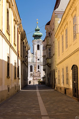 135/365 (misa_metz) Tags: nikon photo photography city colors color cityscape street church outdoor summer győr hungary lights shadows