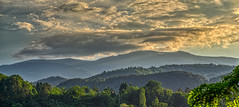 Sunset 2 (nickneykov) Tags: nikon d810 nikond810 irix 150mm irix150mm macro landscape panorama bulgaria mountain clouds trees pancharevo colors