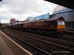 66115 at Newport Station (Gareth Lovering Photography 5,000,061) Tags: trains railways locomotive cardiff swansea newport wales hst 125 landore tmd garethloveringphotography