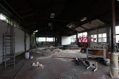 IMG_5285 (mookie427) Tags: urbex urban exploration exploring explorers explorer explore ue derelict dereliction abandonment abandoned decay decayed empty vacant garage mechanics uk