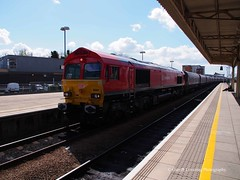 66001 at Newport Station (Gareth Lovering Photography 5,000,061) Tags: trains railways locomotive cardiff swansea newport wales hst 125 landore tmd garethloveringphotography