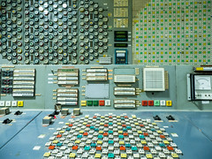 LR Chernobyl 2019-5310782 (hunbille) Tags: birgitteukraine20196lr ukraine chernobyl exclusion zone exclusionzone radiation nuclear disaster 1986 pripyat chnpp сhеrnоbуl nuсlеаr роwеr рlаnt сhеrnоbуlnuсlеаrроwеrрlаnt control room controlroom reactor3 reactor 3 buttons