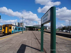 150252 at Cardiff Central Station (Gareth Lovering Photography 5,000,061) Tags: trains railways locomotive cardiff swansea newport wales hst 125 landore tmd garethloveringphotography