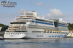 AidaDiva - Stavanger Harbour 2019.06.10 (Pål Leiren) Tags: cruise ships cruiseships stavangerharbour stavanger harbour norway 2019 cruiseship vessel ship aida aidadiva aidacruises