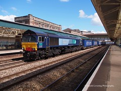 66426 at Newport Station (Gareth Lovering Photography 5,000,061) Tags: trains railways locomotive cardiff swansea newport wales hst 125 landore tmd garethloveringphotography