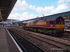 66193 at Newport Station (Gareth Lovering Photography 5,000,061) Tags: trains railways locomotive cardiff swansea newport wales hst 125 landore tmd garethloveringphotography