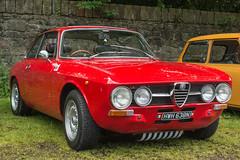 Alfa Romeo Giulia Sprint GT (milan_146) Tags: alfa alfaromeo giulia sprint gt hoghton hoghtontower lancashire classic classiccar nikon d7100