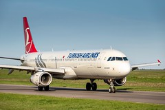 Turkish Airlines - Airbus A321 [TC-JSD] Luxembourg Findel Airport - 22/04/19 (David Siedler) Tags: turkishairlines airbus airbusa321 a321 tcjsd luxembourg findel airport luxembourgairport findelairport ellxlux