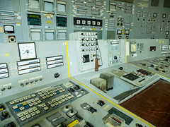 LR Chernobyl 2019-5311001 (hunbille) Tags: birgitteukraine20196lr ukraine chernobyl exclusion zone exclusionzone radiation nuclear disaster 1986 pripyat chnpp сhеrnоbуl nuсlеаr роwеr рlаnt сhеrnоbуlnuсlеаrроwеrрlаnt control room controlroom reactor2 reactor 2 buttons power