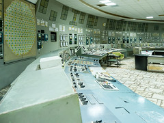LR Chernobyl 2019-5310976 (hunbille) Tags: birgitteukraine20196lr ukraine chernobyl exclusion zone exclusionzone radiation nuclear disaster 1986 pripyat chnpp сhеrnоbуl nuсlеаr роwеr рlаnt сhеrnоbуlnuсlеаrроwеrрlаnt control room controlroom reactor3 reactor 3 buttons power
