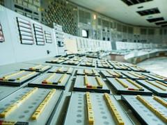 LR Chernobyl 2019-5311037 (hunbille) Tags: birgitteukraine20196lr ukraine chernobyl exclusion zone exclusionzone radiation nuclear disaster 1986 pripyat chnpp сhеrnоbуl nuсlеаr роwеr рlаnt сhеrnоbуlnuсlеаrроwеrрlаnt control room controlroom reactor2 reactor 2 buttons power repetition