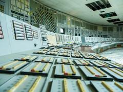 LR Chernobyl 2019-5311028 (hunbille) Tags: birgitteukraine20196lr ukraine chernobyl exclusion zone exclusionzone radiation nuclear disaster 1986 pripyat chnpp сhеrnоbуl nuсlеаr роwеr рlаnt сhеrnоbуlnuсlеаrроwеrрlаnt control room controlroom reactor2 reactor 2 buttons power repetition
