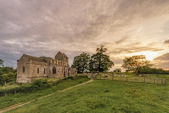 Wadenhoe Church (jor5472) Tags: sunset church landscape outside nikon scenery flickr northamptonshire scenic wideangle wadenhoe visitengland visituk visitbritain summer parish religion churchofengland