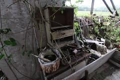 IMG_5299 (mookie427) Tags: urbex urban exploration exploring explorers explorer explore ue derelict dereliction abandonment abandoned decay decayed empty vacant garage mechanics uk