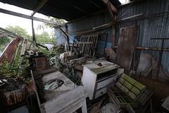 IMG_5295 (mookie427) Tags: urbex urban exploration exploring explorers explorer explore ue derelict dereliction abandonment abandoned decay decayed empty vacant garage mechanics uk