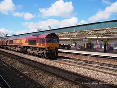 66059 at Newport Station (Gareth Lovering Photography 5,000,061) Tags: trains railways locomotive cardiff swansea newport wales hst 125 landore tmd garethloveringphotography