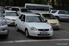 Lada Priora VAZ 2170 (Kim-B10M) Tags: kyrgyzstan cars lada priora 2170 vaz