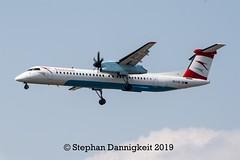 De Havilland Canada Dash 8 Q400 Austrian Airlines (Stephan Dannigkeit) Tags: austrian oe lgi oelgi txl ber dehavilland canada dash 8 q400