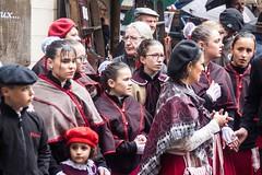 Transhumance sous la pluie (Ariège) (PierreG_09) Tags: seix ariège pyrénées pirineos occitanie couserans hautsalat transhumance tradition fête tradadou