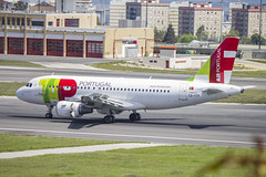 CS-TTF | TAP Air Portugal | Airbus A319-111 | CN 837 | Built 1998 | LIS/LPPT 01/05/2018 (Mick Planespotter) Tags: aircraft airport nik sharpenerpro3 csttf tap air portugal airbus a319111 837 1998 lis lppt 01052018 portela a319 lisbon humbertodelgado humberto delgado 2018