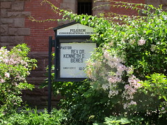 Pilgrim Congregational Church (Elizabeth Thomsen) Tags: 2019 churches congregationalchurches elizabethbthomsen elizabeththomsen ethomsen geo:lat=4225192420 geo:lon=7181844040 geotagged june mainsouth massachusetts pilgrimcongregationalchurch unitedstates usa worcester stephencearle