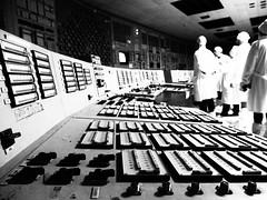 LR Chernobyl 2019-5311021 (hunbille) Tags: birgitteukraine20196lr ukraine chernobyl exclusion zone exclusionzone radiation nuclear disaster 1986 pripyat chnpp сhеrnоbуl nuсlеаr роwеr рlаnt сhеrnоbуlnuсlеаrроwеrрlаnt control room controlroom reactor2 reactor 2 buttons power
