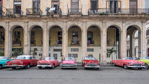 Havana - Cars