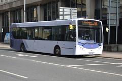 First AD Enviro 300 67892 SK63AUL - Glasgow (dwb transport photos) Tags: first alexander dennis enviro bus 67892 sk63aul glasgow