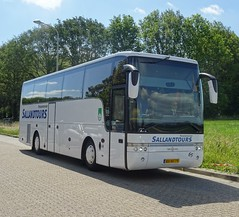 Van Hool T 915 Acron Sallandtours 65 met kenteken BX-NF-79 in Markvelde 16-06-2019 (marcelwijers) Tags: van hool t 915 acron sallandtours 65 met kenteken bxnf79 markvelde 16062019 reisebus touringcar coach busse buses bus autobus autocar nederland niederlande netherlands pays bas