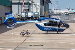 D-HNWW Germany - Police Airbus Helicopters H145 T2 (buchroeder.paul) Tags: eddl dus dusseldorf düsseldorf nordrheinwestfalen north rhinewestphalia germany deutschland europe europa dhnww police airbus helicopters h145 t2 dawn morgen