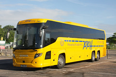 PPH YN18 AVE (johnmorris13) Tags: pph yn18ave scania k410eb6 higer touring coach