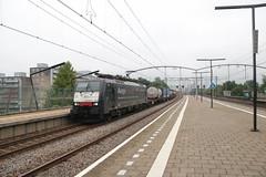 SBB 189 290 langs Zwijndrecht (vos.nathan) Tags: ferrovie federali svizzere ffs chemins de fer fédéraux suisses cff schweizerische bundesbahnen sbb cargo br 189 baureihe 290 zwijndrecht zwd