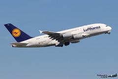 Airbus A380 -841 LUFTHANSA D-AIMJ 073 Francfort juin 2019 (Thibaud.S.) Tags: airbus a380 841 lufthansa daimj 073 francfort juin 2019