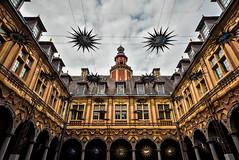 Vieille-Bourse Lille (lecointelaetitia) Tags: lille eldorado nord nordpasdecalais france soleil lille3000 monument architecture grandangle wideangle sigma1020