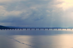 The river Tay (eric robb niven) Tags: ericrobbniven scotland dundee taybridge landscape rivertay