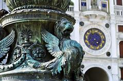 Piazza San Marco, Venice (Rus Eltman) Tags: piazza sanmarco piazzasanmarco venice venezia italy tourist art artchitecture heritage unesco sculpture lion