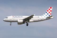 9A-CTL Croatia Airlines Airbus A319-112 (buchroeder.paul) Tags: eddl dus dusseldorf düsseldorf nordrheinwestfalen north rhinewestphalia germany deutschland europe europa final 9actl croatia airlines airbus a319112 dawn morgen