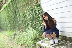 波比0022 (Mike (JPG直出~ 這就是我的忍道XD)) Tags: 波比 台灣大學 nikon d750 model beauty 外拍 portrait 2018 poppy