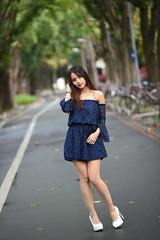 波比0015 (Mike (JPG直出~ 這就是我的忍道XD)) Tags: 波比 台灣大學 nikon d750 model beauty 外拍 portrait 2018 poppy