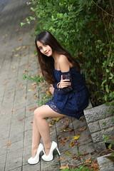 波比0014 (Mike (JPG直出~ 這就是我的忍道XD)) Tags: 波比 台灣大學 nikon d750 model beauty 外拍 portrait 2018 poppy