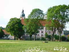 Kloster Speinshart (elisabeth.mcghee) Tags: kloster speinshart abtei des prämonstratenserordens monastry oberpfalz upper palatinate