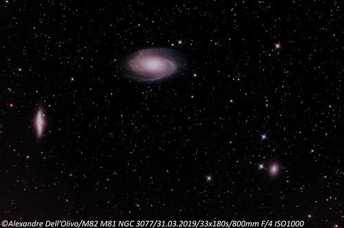 M82, M81 & NGC 3077 (2)