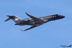 Bombardier BD-700 -1A11 Global 5000 Skechers N10SL 9221 Francfort juin 2019 (Thibaud.S.) Tags: bombardier bd700 1a11 global 5000 skechers n10sl 9221 francfort juin 2019