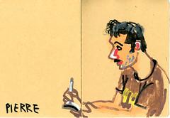 brest33 (marin71) Tags: art drawing sketch urbansketchers illustration trip