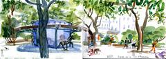 brest30 (marin71) Tags: art drawing sketch urbansketchers illustration trip